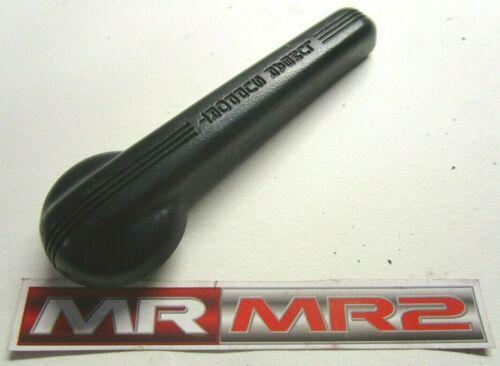 Toyota MR2 MK2 Negro Asiento Manija de palanca de ajuste lumbar-el señor MR2 piezas usadas 89-99