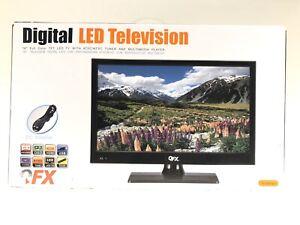 """16"""" Digital LED HD TV QFX"""