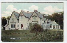WHITEHOUSE near ALFORD: Aberdeenshire postcard (C12314)