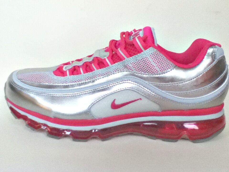 AUTHENTIC WMNS NIKE AIR MAX 24-7 397292-007 Chaussures de sport pour hommes et femmes