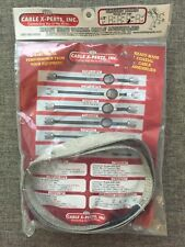 Erico Eriflex FTCB 15-20 Flat Tinned Copper Braid grounding strap NEW 557250