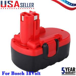 18Volt-For-Bosch-BAT025-BAT026-BAT160-BAT180-BAT181-BAT189-18V-Cordless-Battery
