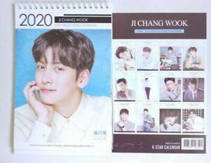 Calendario Madonna 2020.Details About Ji Chang Wook Changwook 2020 2021 Desk Calender Calendar Korean Actor Photo Star