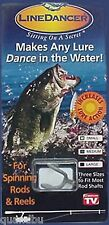 LINEDANCER- Small- for Spinning Rods More Fishing Lure Bait Action Line Dancer
