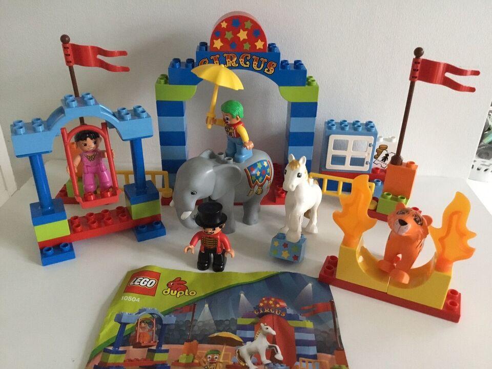 Lego Duplo, Forskellige