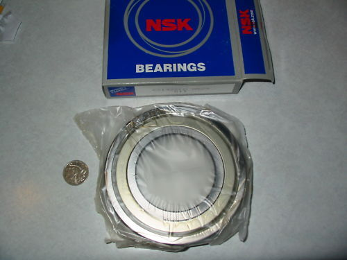 6805.ZZ,25mm id x 37mm od x 7mm wide,Metal shielded deep groove ball bearings