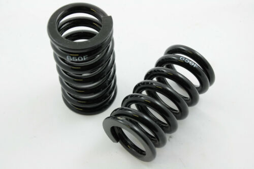 GO-KARTS,TRAILERS ETC 650lbs SUSPENSION SHOCK COIL  SPRINGS BICYCLES PAIR 2