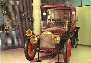 CARTOLINA-ISOTTA-FRASCHINI-20-30-HP-1909-AUTO-D-039-EPOCA-1970