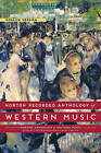 Norton Recorded Anthology of Western Music: Concise by J. Peter Burkholder, Claude V. Palisca (DVD, 2014)