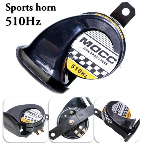 Motorcycle 510Hz Sports Horn For Suzuki Bandit GSF 400 600 1200 1250S B-King