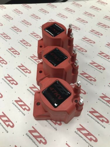 ZZPerformance 3800 High Voltage Coil Packs Set of 3 GM 3.8L Performance Pack