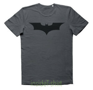 Pipistrello Il Knight Oscuro Cavaliere Dark Bat Maglietta Batman The hCsBQotrdx