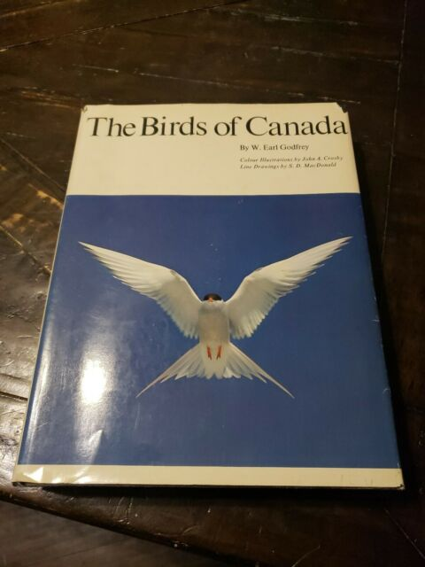 Birds of Canada by Godrey, W. Earl 1966 (3)