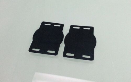 WEDGE for SPEEDPLAY pedal cleat shim spacer bike 2//3 DEGREES ANGLE Varus//Valgus