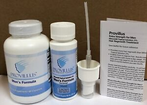 Provillus Hair Loss Vitamins Serum For Men Stop Hair Loss