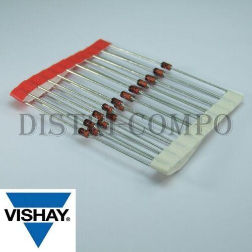 BZX85C4V7 Diode zener 4.7V 1W3 5/% DO-41 Vishay RoHS lot de 20