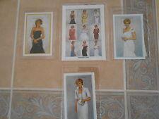 Togo - Togolaise Princess Diana Souvenir Sheets. Royal Gowns.   #02 TOGOPDRG4