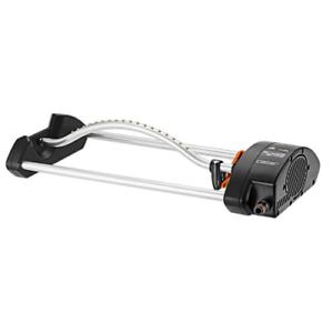 Claber 8744 Irrigador Oscilante Compact 18 súper Metal Quick-Click