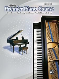 Premier Piano Course Lesson 6 33919