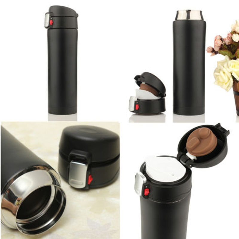how to clean stainless steel thermos flasks