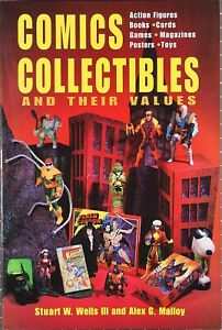 Catalogue from 1996: Comic Collectibles and their Values