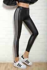 Adidas Original , Women Sports Trousers TRF Wetlook Shiny leggings Size 8-10