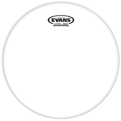 """Evans Clear Series S14H30 Resonant Two Ply 14/"""" Clear Drumhead Drum Head"""