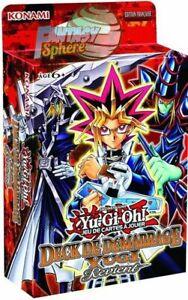 Cartes-Yu-Gi-Oh-Deck-Demarrage-Yugi-Revient-VF-Francais-YSYR-FR-scelle-Neuf