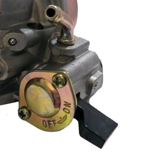 Powermate Carburetor w// Shutoff Gaskets for PP0100342 163cc 5.5hp Water Pump