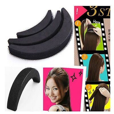 Fashion Hair Styling Clip Stick Bun Maker Braid Tool Hair Accessories 3pc/set hs