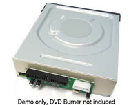 Convert Sata Dvd Burner To Ide Dvd Drive (ide Motherboard) Adapter Free Shipping