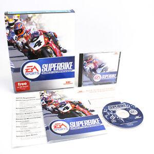 Superbike-World-Championship-for-PC-CD-ROM-in-Big-Box-by-EA-1999-CIB-VGC