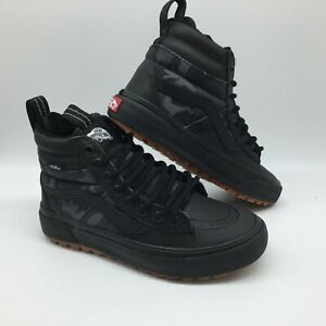 vans men s shoes sk8 hi mte 2 0 dx mte woodland camo black ebay ebay