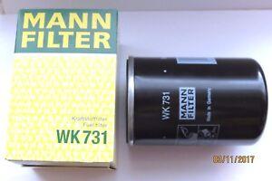 MANN-WK-731-FILTER-Dieselfilter-Deutz-Kraftstofffilter-Vergl-Nr-01174423