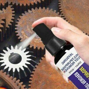 Multi-Purpose-Derusting-Cleaner-Car-Rust-Remover-Spray-Inhibitor-Maintenance-aa