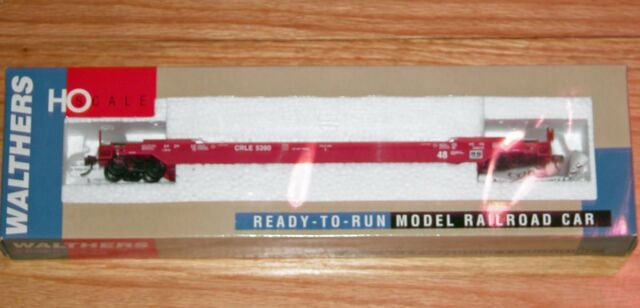 WALTHERS 932-4304 ALL PURPOSE STAND ALONE HUSKY STACK COE RAIL CRLE 5390 RED