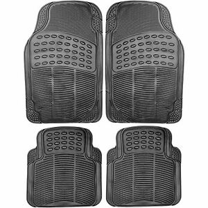 Jeep-Wrangler-Grand-Cherokee-Patriot-Universal-Rubber-Car-Mats-Heavy-Duty-4pc