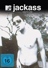 MTV JACKASS VOLUME 1   DVD NEU  JOHNNY KNOXVILLE/BAM MARGERA/RYAN DUNN/+