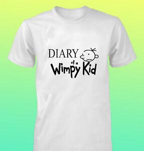 945d9ab68 DIARY OF A WIMPY KID WORLD BOOK DAY 2019 T-SHIRT MEN WOMEN KIDS ...