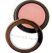 Fashion fair beauty powder blush foxy pink full size size fresh new .12 0.12 oz