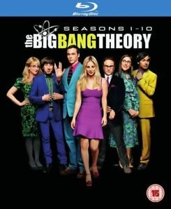 The-Big-Bang-Theory-Seasons-1-10-Blu-ray-USED