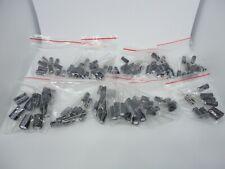 120pcs 12 Value Kit Set Electrolytic Capacitor Assortment Pack 1uf To 470uf 33uf