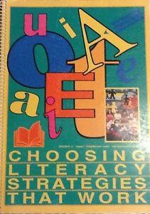 Choosing-literacy-strategies-that-work-Infants-Primary-Text