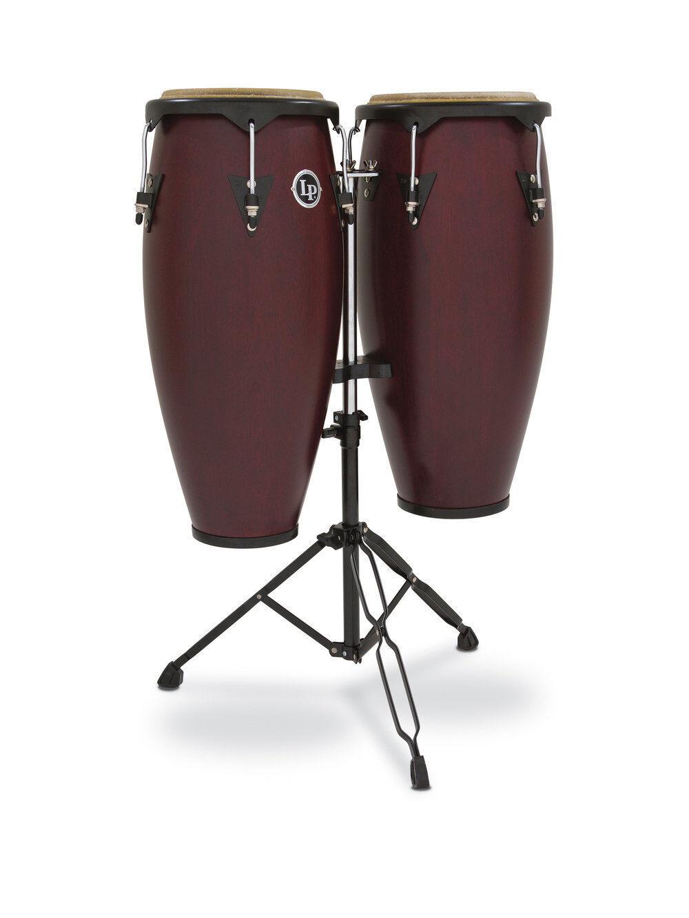 Latin Percussion Congaset City Series Dark Wood Latin Percussion
