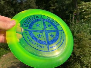 FEEDMORE-DONATION-First-Run-Boss-Champion-175G-Disc-Golf-Innova-Proto-OOP