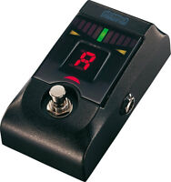 Korg Pitchblack Chromatic Guitar Effect Tuner Pedal with DC Out - NEW!