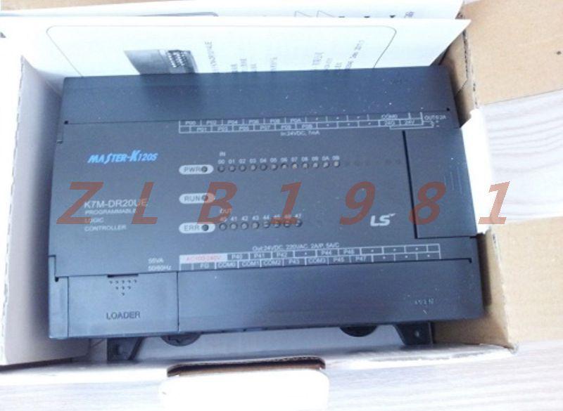 Un controlador nuevo controlador Un Programable - LG K7M-DR20UE 99348d