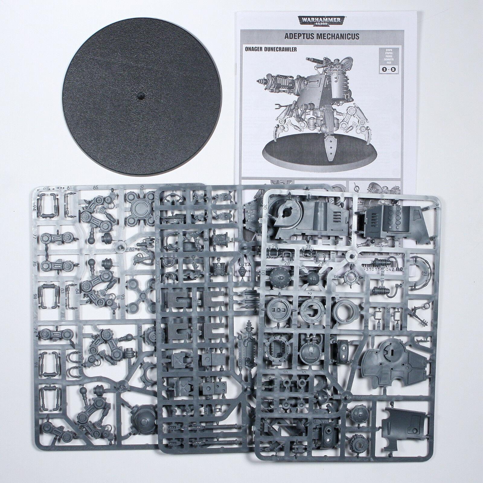 Adeptus Mechanicus Onager Dunekrawler Warhammer 40k 3962