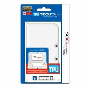 NEW-HORI-Nintendo-3DS-TPU-Duraflexi-Protect-Case-Cover-Clear-JAPAN