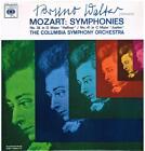 Mozart: Sinfonie No. 35 Haffner, 41 Jupiter / Bruno Walter, Columbia Sympho - LP